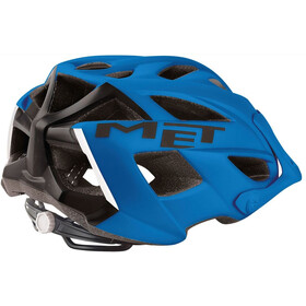 MET Terra Casco, matt blue/black